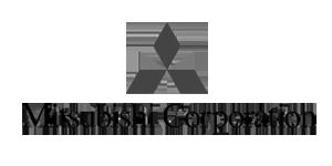 Mitsubishi-logo-B&W